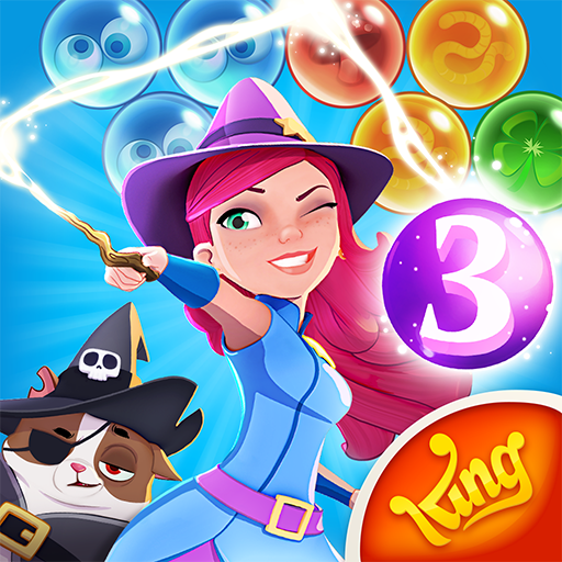 Bubble Witch 3 Saga APK MOD Astuce