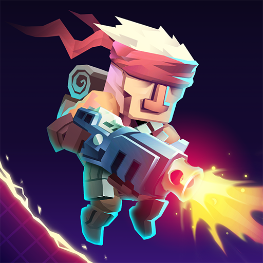 Bullet League – BATTLE ROYALE EN 2D APK MOD Astuce