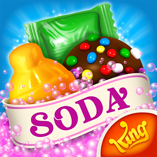 Candy Crush Soda Saga APK MOD Astuce