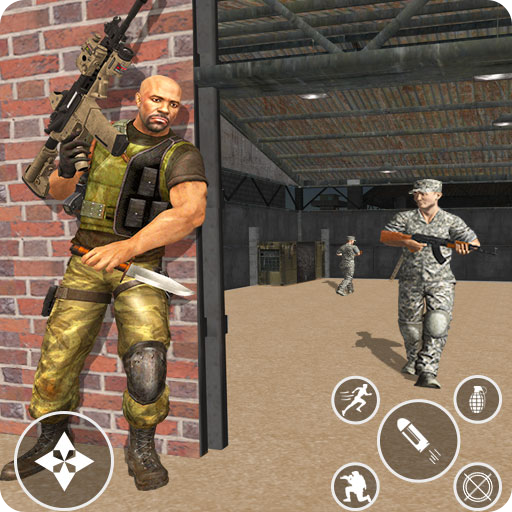 Commando Adventure Shooting Shooting Game APK MOD Astuce