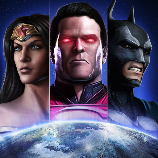 Injustice Gods Among Us APK MOD Astuce