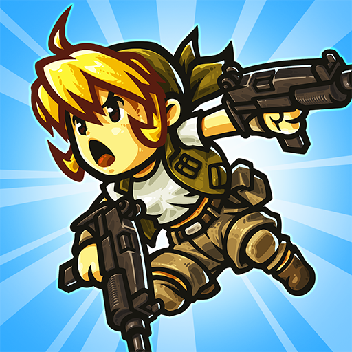 Metal Slug Infinity Idle Tap Game Retro 2D RPG APK MOD Astuce