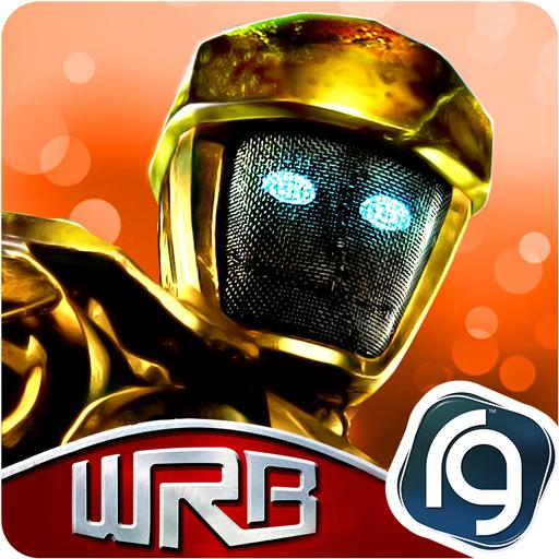 Real Steel World Robot Boxing APK MOD Astuce