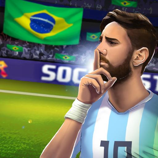 Soccer Star 2022 World Legend Jeu de football APK MOD Astuce