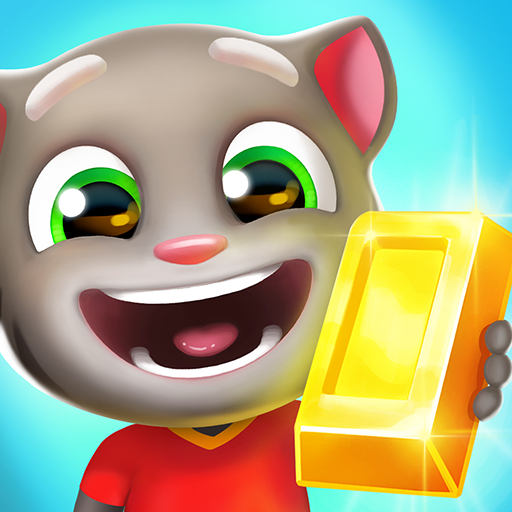 Talking Tom Course lor APK MOD Astuce