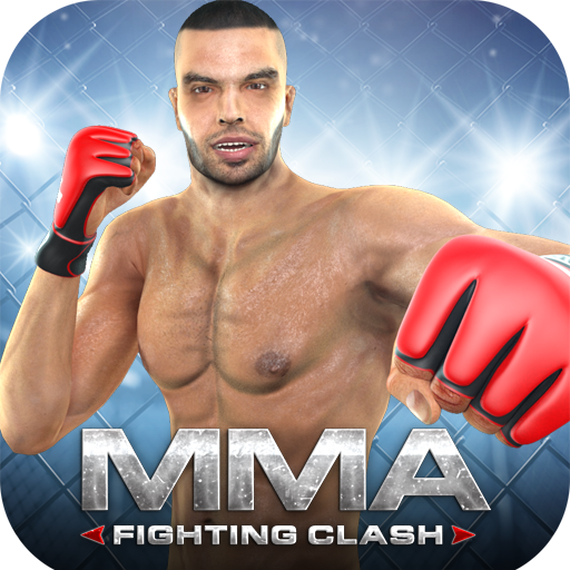 MMA Fighting Clash APK MOD Astuce