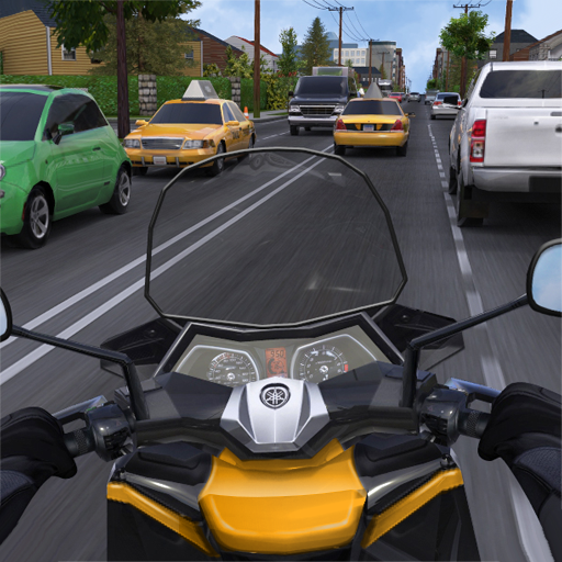 Moto Traffic Race 2 Multiplayer APK MOD Astuce