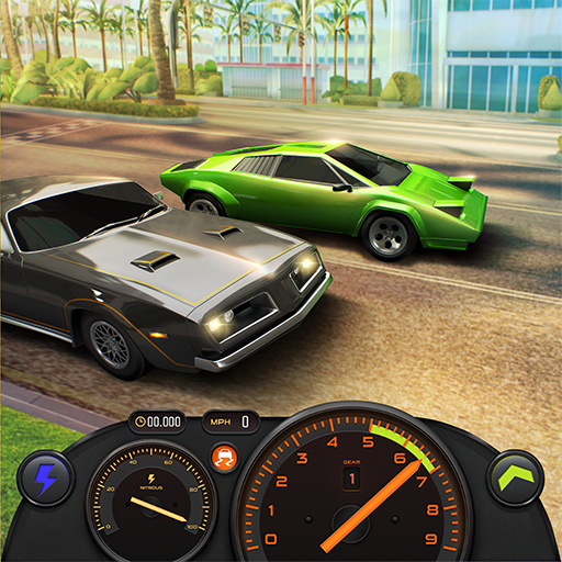 Racing Classics PRO Drag Race Real Speed APK MOD Astuce
