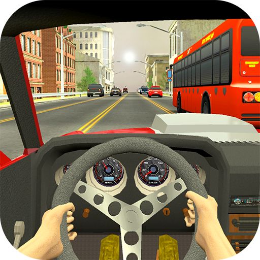 Racing in City – Car Driving APK MOD Astuce