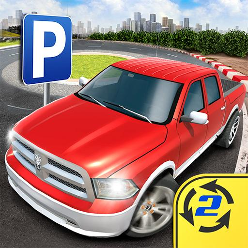 Roundabout 2 A Real City Driving Parking Sim APK MOD Astuce