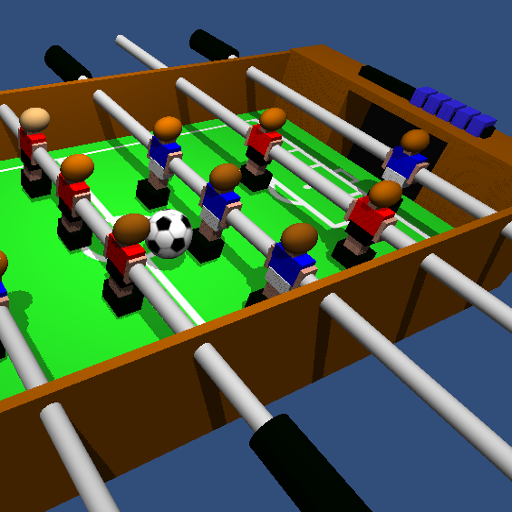 Table Football Soccer 3D APK MOD Astuce