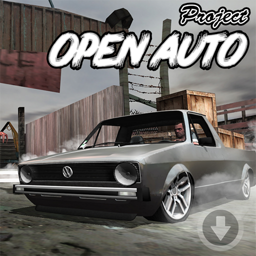 Project Open Auto City Beta APK MOD Astuce