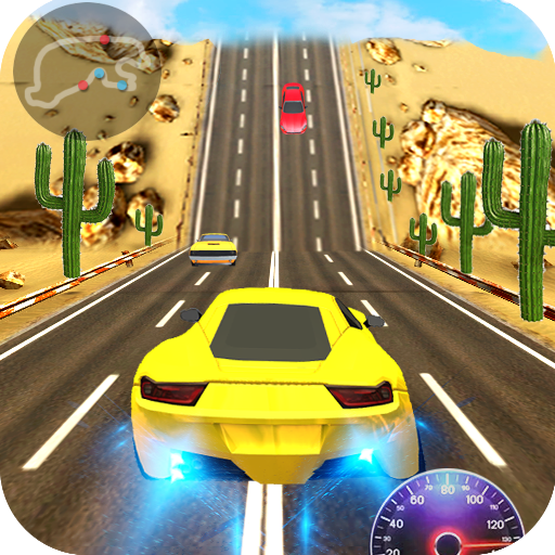 Racing In Car 3D APK MOD Astuce