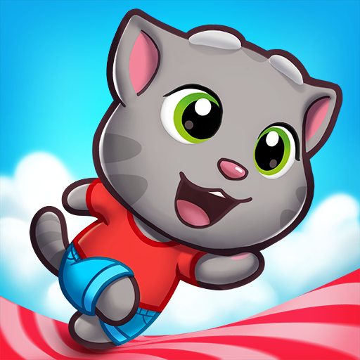 Talking Tom Candy Run APK MOD Astuce