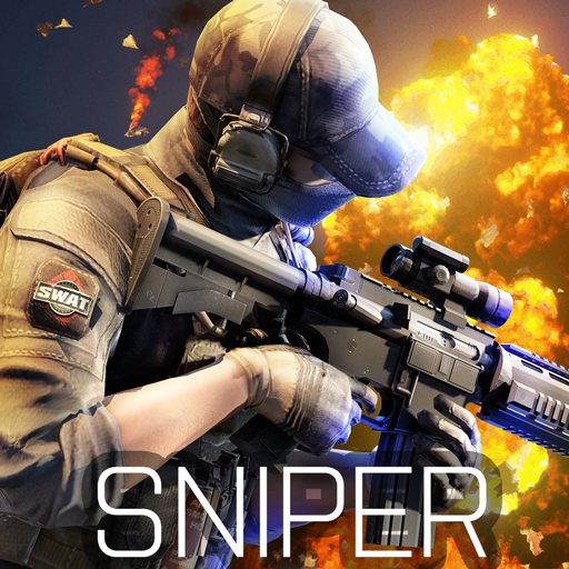 Blazing Sniper – offline shooting game APK MOD Astuce