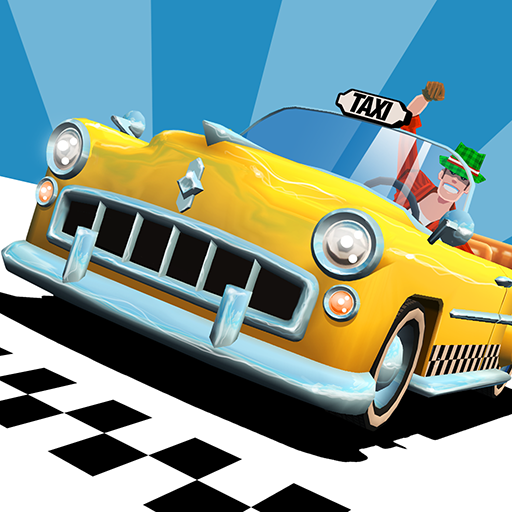 Crazy Taxi City Rush APK MOD Astuce