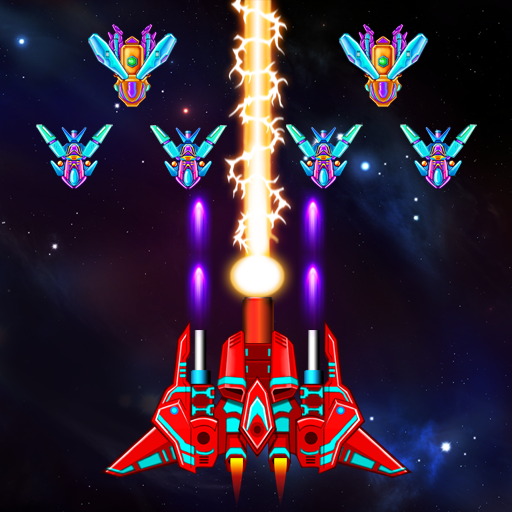 Galaxy Attack Alien Shooter APK MOD Astuce