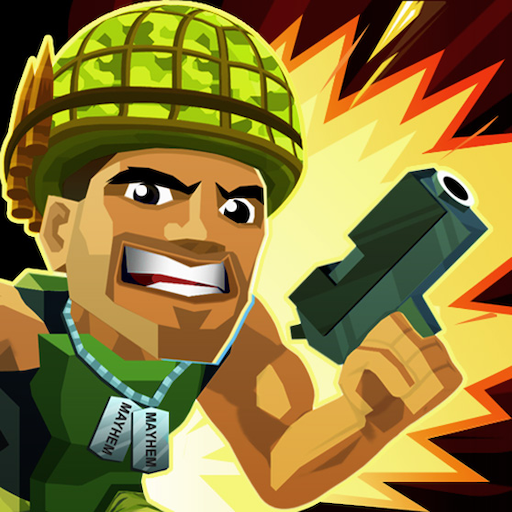 Major Mayhem APK MOD Astuce