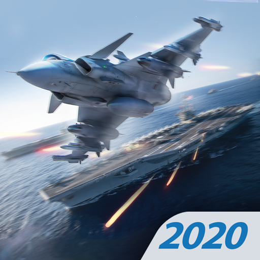 Modern Warplanes Wargame Shooter PvP Jet Warfare APK MOD Astuce