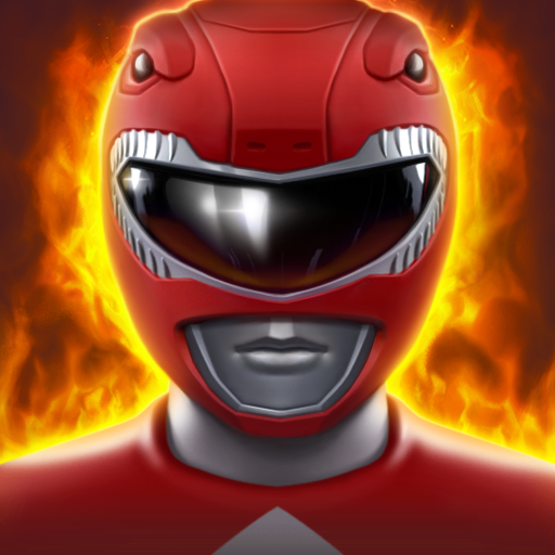 Power Rangers All Stars APK MOD Astuce