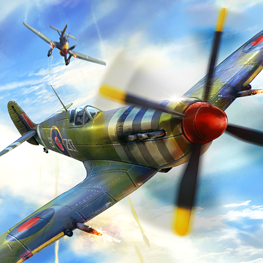 Warplanes WW2 Dogfight APK MOD Astuce