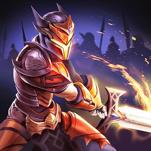 Epic Heroes War Action RPG Strategy PvP APK MOD Astuce