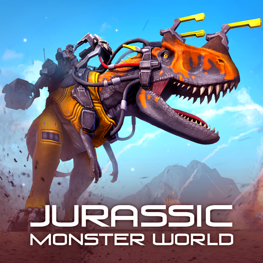 Jurassic Monster World Dinosaur War 3D FPS APK MOD Astuce